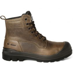 -Mister Miles Safety Boots Santiago S3 Sand/Brown