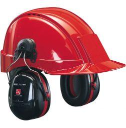 Gehoorkap Peltor Optime III helmbevestiging SNR 35 dB(A)