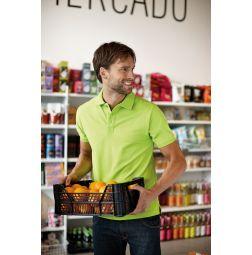 Santino Poloshirt Mojo  Slim Fit 95% Katoen/5% Elastaan 200 gr/m²