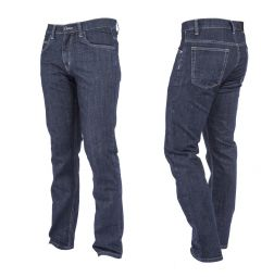 Spijkerbroek Stretch Dark Blue/Grey Denim 1.3345/C94